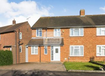 Thumbnail 4 bed semi-detached house for sale in Whipperley Ring, Luton