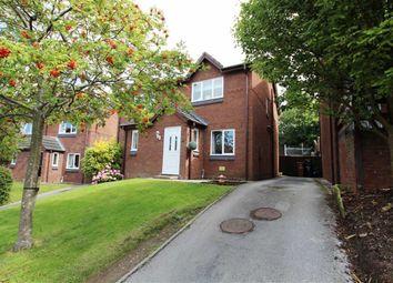 Thumbnail 2 bed semi-detached house for sale in Northop Close, Connahs Quay, Flintshire