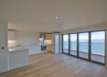 Thumbnail 2 bed flat for sale in Princes Esplanade, Gurnard, Isle Of Wight