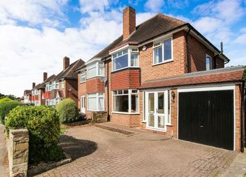 Thumbnail 3 bedroom semi-detached house for sale in Knightsbridge Road, Olton, Solihull, West Midlands