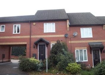 Thumbnail 2 bed property to rent in Broughton Close, Loughborough