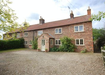 Thumbnail 5 bed semi-detached house for sale in Scotts Row, South Otterington, Northallerton