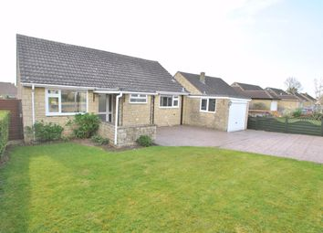 Thumbnail 3 bed detached bungalow for sale in Beverley Gardens, Woodmancote, Cheltenham