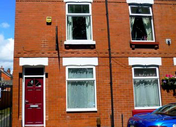 Thumbnail 2 bed end terrace house to rent in Ivy Street, Eccles, Manchester
