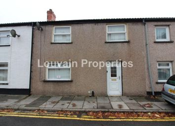 Thumbnail 2 bed terraced house to rent in Harcourt Street, Ebbw Vale