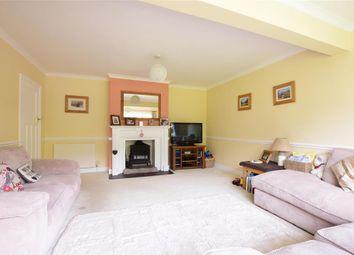 Thumbnail 4 bedroom detached house for sale in Kirdford Road, Wisborough Green, Billingshurst, West Sussex
