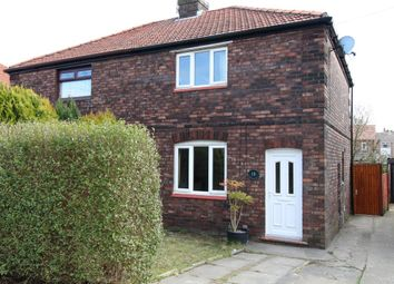 Thumbnail 3 bed semi-detached house to rent in Belvedere Avenue, Sutton Leach, St. Helens