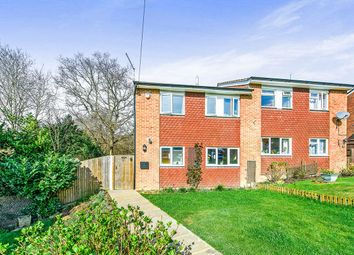 Thumbnail 3 bed semi-detached house for sale in Brook Close, Crowborough