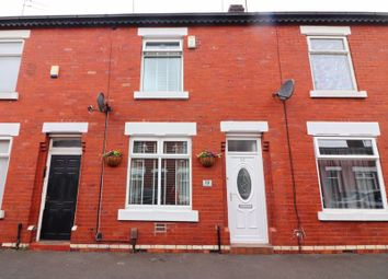 Thumbnail 2 bed terraced house for sale in Johnson Street, Swinton, Manchester