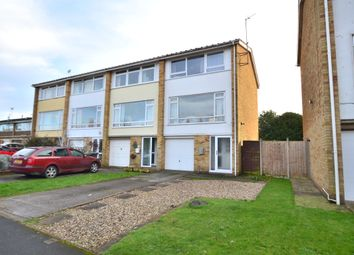 Thumbnail 3 bed end terrace house for sale in Fairmile Gardens, Longford, Gloucester