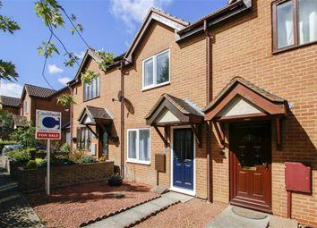 Thumbnail 2 bed terraced house for sale in Wistmans, Furzton, Milton Keynes, Bucks
