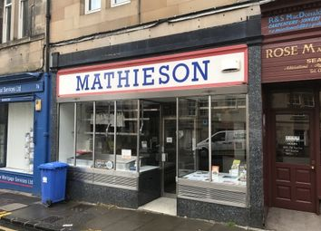 Thumbnail Retail premises for sale in Edinburgh, Midlothian