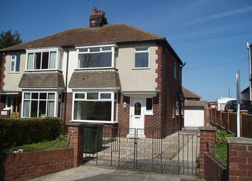 Thumbnail 3 bedroom semi-detached house to rent in Skelton Road, Brotton