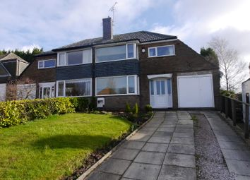 Thumbnail 3 bed semi-detached house to rent in Carlton Avenue, Upholland