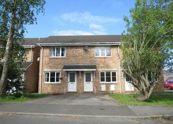 Thumbnail 2 bed terraced house to rent in Llys Eglwys, Maes-Yr-Hendre, Broadlands, Bridgend