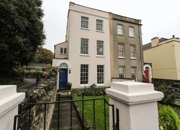 Thumbnail 4 bed terraced house for sale in Copse Road, Clevedon
