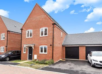 Thumbnail 4 bedroom link-detached house to rent in Harcourt Place, Botley