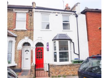 Thumbnail 2 bedroom end terrace house for sale in Azof Street, Greenwich
