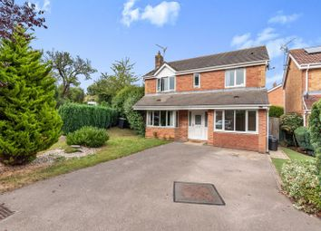 Thumbnail 5 bed detached house for sale in The Paddocks, Undy, Monmouthshire