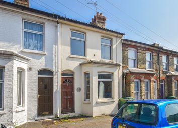 Thumbnail 2 bed terraced house for sale in Sidney Street, Folkestone
