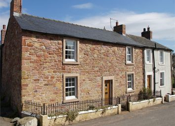 Thumbnail 3 bed cottage for sale in The Nook, Bowness-On-Solway, Wigton, Cumbria