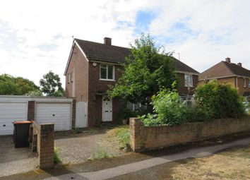 Thumbnail 3 bed semi-detached house for sale in Mallard Hill, Bedford