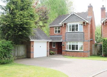 Thumbnail 4 bed detached house for sale in Allitt Grove, Kenilworth