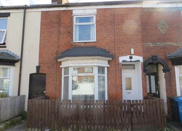Thumbnail 3 bed terraced house to rent in Worthing Street, Hull, East Yorkshire