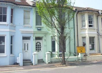 Thumbnail 3 bed terraced house to rent in Beaconsfield Parade, Beaconsfield Road, Brighton
