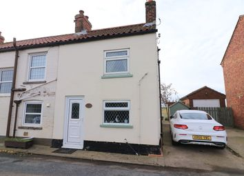 Thumbnail 2 bed semi-detached house for sale in West Street, West Butterwick, Scunthorpe
