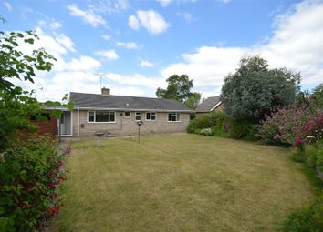 Thumbnail 2 bed detached bungalow for sale in Spenser Avenue, North Walsham