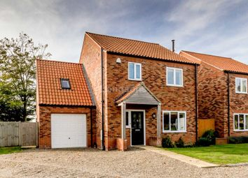 Thumbnail 4 bed detached house for sale in Liberator View, North Pickenham, Swaffham