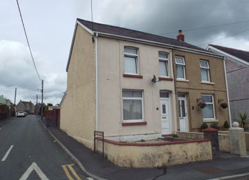 Thumbnail 2 bed semi-detached house to rent in Heol Y Parc, Cefneithin, Cefneithin, Carmarthenshire