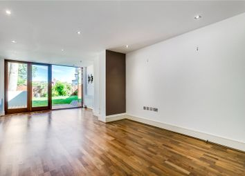 Thumbnail 3 bed flat to rent in Ockley Road, London