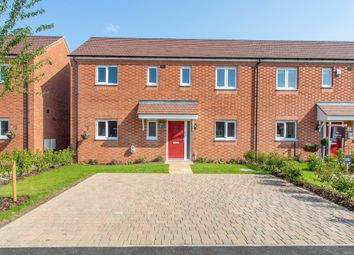 Thumbnail 3 bed semi-detached house for sale in Plot 52, The Knighton At Birnam Mews, Tiddington
