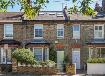 Thumbnail 3 bed terraced house to rent in Bradmore Park Road, London