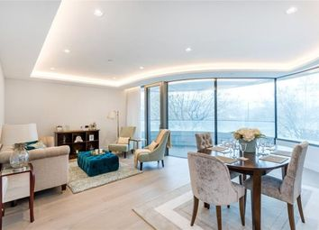 Thumbnail 3 bed flat for sale in Tower Two, 23 Albert Embankment, London