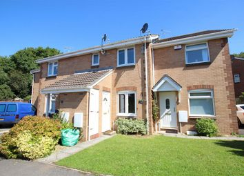 Thumbnail 1 bed flat for sale in Lindsey Close, Portishead, North Somerset