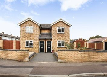 Thumbnail 2 bed semi-detached house for sale in Longfields, Stevenage