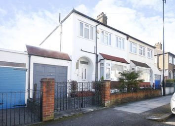 Thumbnail 3 bed semi-detached house for sale in Chudleigh Road, Brockley