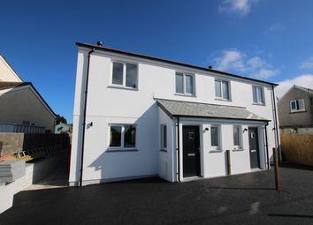 Thumbnail 3 bedroom semi-detached house for sale in Longdowns, Penryn