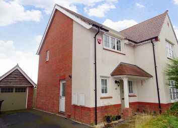 Thumbnail 4 bed property to rent in Monmouth Castle Drive, Newport
