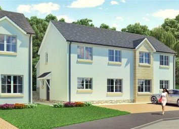 Thumbnail 3 bed semi-detached house for sale in The Johnson, Plot 76, Hayfield Brae, Methven, Perth