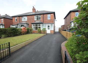 Thumbnail 3 bed semi-detached house to rent in North Park Avenue, Roundhay, Leeds