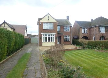 Thumbnail 3 bed detached house for sale in Biggin Lane, Ramsey, Huntingdon