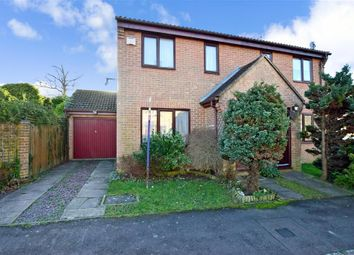Thumbnail 3 bed end terrace house for sale in The Briars, West Kingsdown, Sevenoaks, Kent