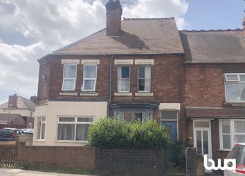 Thumbnail 2 bed terraced house for sale in 105 Haunchwood Road, Nuneaton