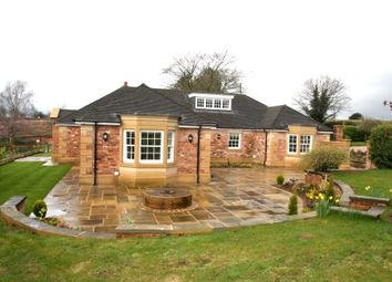 Thumbnail 5 bed detached house to rent in Mill Lane, Little Budworth