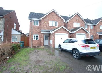 Thumbnail 3 bed detached house to rent in Bedford Road, West Bromwich, West Midlands