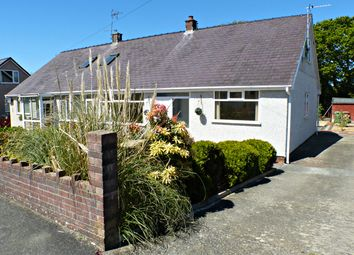 Thumbnail 4 bed bungalow for sale in Tan Y Buarth Estate, Bethel, Caernarfon